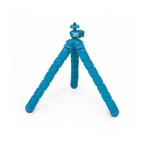 Tripod GoPro statyw do kamer XS BENDY BLUE