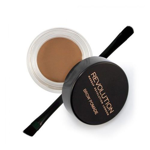 Makeup revolution london Makeup revolution, brow pomade. pomada do brwi, medium brown - makeup revolution - Znakomity upust
