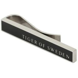 Tiger of Sweden SCHANTZ Krawat silvercoloured