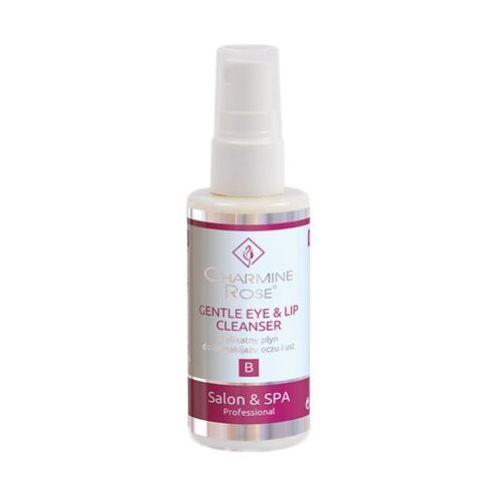 Gentle eye & lip cleanser delikatny płyn do demakijażu oczu i ust (gh0214) Charmine rose