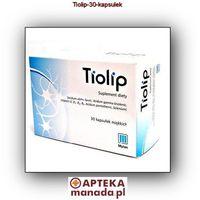 Tiolip kaps. 30 kaps. (5902020885122)
