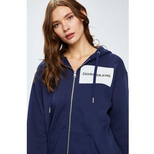 c9cb2697757ec Bluza institutional box logo (Calvin Klein Jeans) - sklep ...