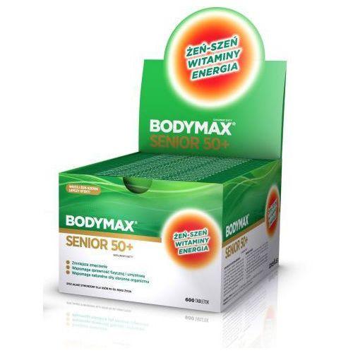 Tabletki BODYMAX SENIOR 50+ x 30 tabletek (1 blister)