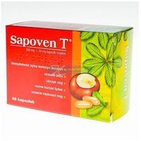 Kapsułki Sapoven T, kaps.,elast., 48 szt