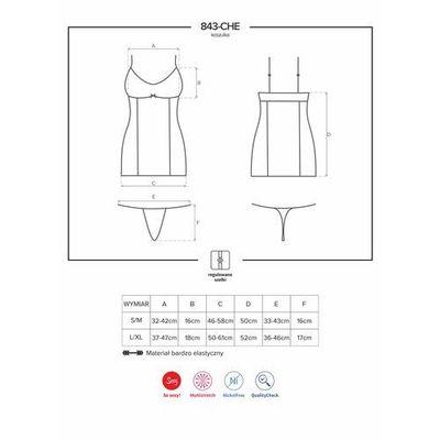 Sukienki i koszulki erotyczne Obsessive