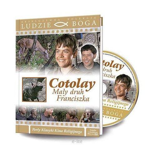 Cotolay- mały druh franciszka - film dvd z serii: ludzie boga marki Nieves conde jose antonio