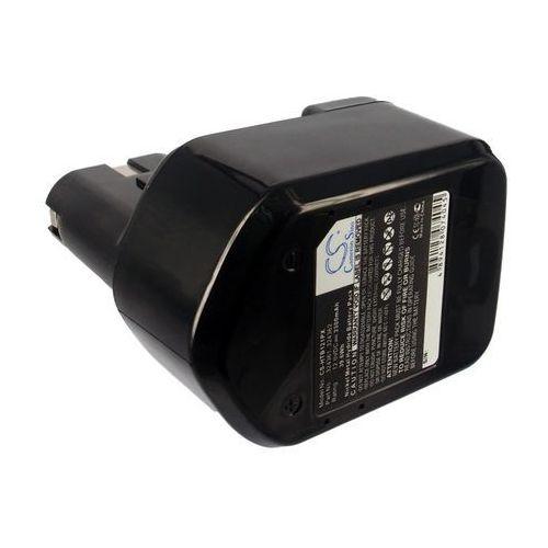 Hitachi EB1212S 3300mAh 39.60Wh Ni-MH 12.0V (Cameron Sino), CS-HTB121PX