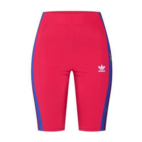 spodnie 'cycling shorts' różowy marki Adidas originals