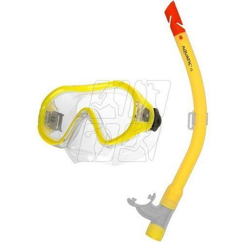Zestaw do nurkowania Aqua-Speed Junior + Atol 18,1