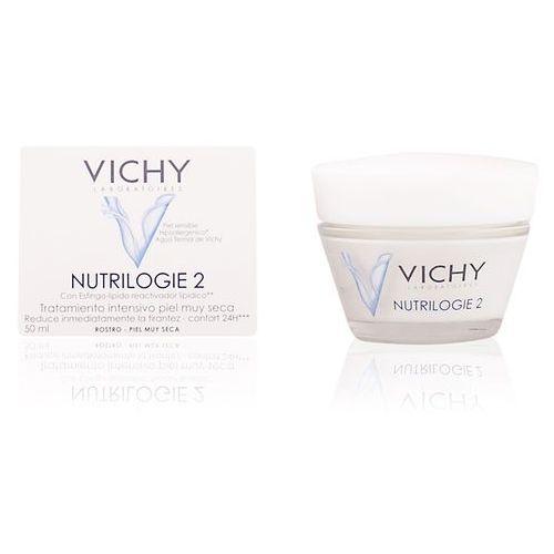Vichy nutrilogie 2 krem nawilżający o dogłębnym działaniu skóra bardzo sucha 50ml