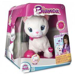 Bianca interaktywny kotek reklama - szybka wysyłka - 100% zadowolenia. sprawdź już dziś! marki Tm-toys