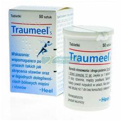 Homeopatia  HEEL Biała Stokrotka