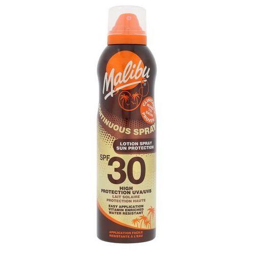 Malibu Continuous Spray SPF30 preparat do opalania ciała 175 ml dla kobiet - Promocyjna cena