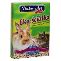 DAKO-ART Eko-ściółka dla gryzoni 1kg (5906554356615)