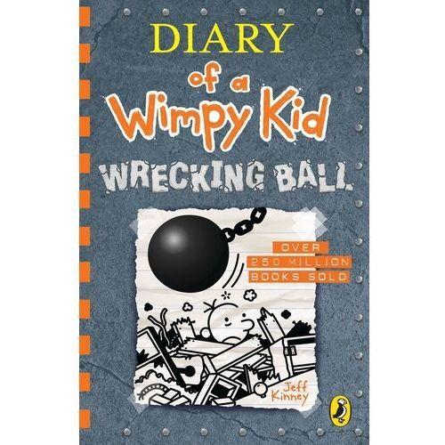 Diary of a Wimpy Kid Wrecking Ball 14 - Kinney Jeff - książka, oprawa miękka