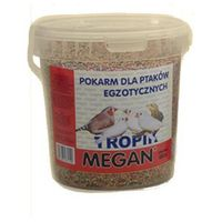 MEGAN Pokarm dla ptaków egzotycznych 35l (5906485082461)