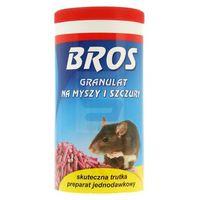 Granulat na myszy i szczury 250g BROS (5904517001411)