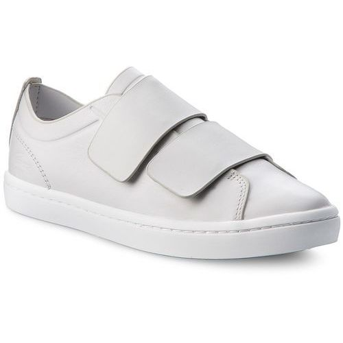 f248303982f50 Sneakersy LACOSTE - Straightset Strap 118 1 Caw 7-35CAW00712Q5 Lt Gry/Wht
