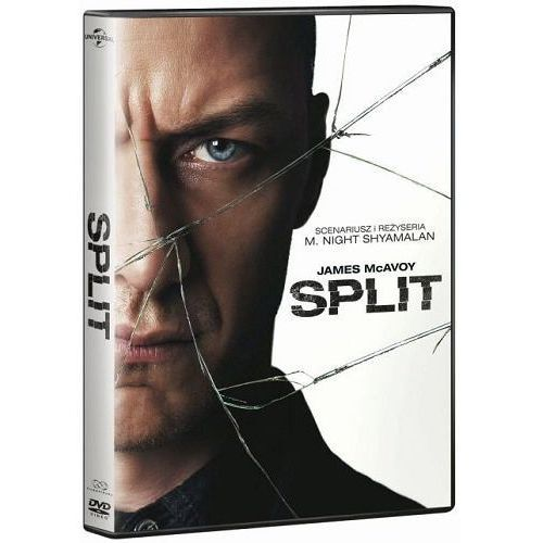 Filmostrada Split (dvd)