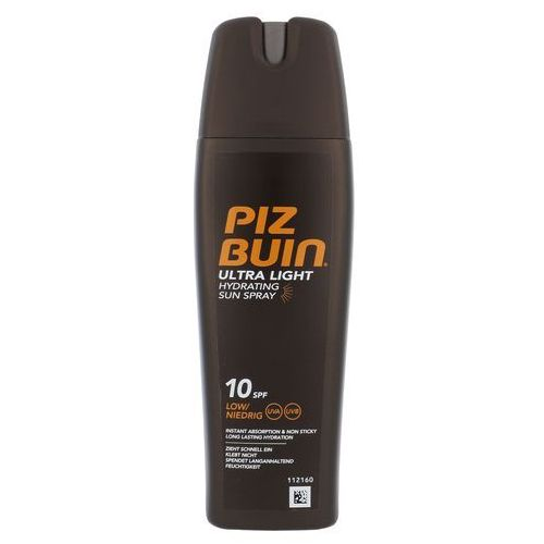Piz Buin In Sun Spray SPF10 200ml W Opalanie - Super rabat