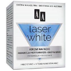 Kremy na noc AA Cosmetics merlin.pl