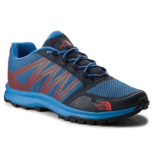 674fc8b6 Trekkingi THE NORTH FACE - Litewave Fastpack T93FX6THZ Urban Navy/High Risk  Red - Zdjęcie