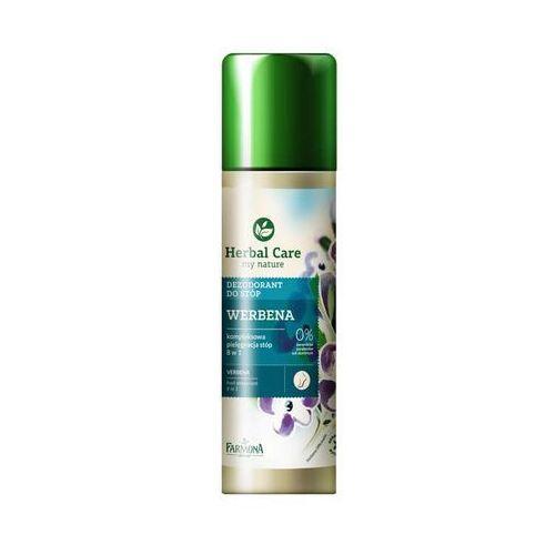Farmona herbal care verbena dezodorant do stóp 8 w 1 (12 hours protect) 150 ml