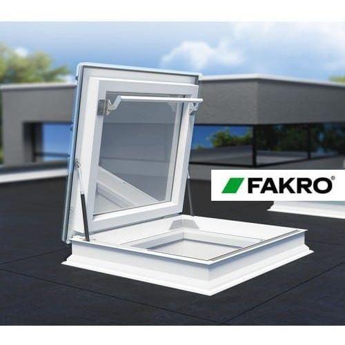 Okno wyłazowe do płaskiego dachu Fakro DRF DU6 120x120, Fakro DRF DU6 120x120