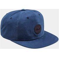 czapka z daszkiem REELL - Flat 6-Panel Cap Blue (BLUE) rozmiar: OS