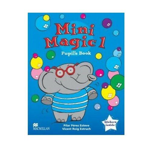 Mini Magic 1 Student&-8217;s Book, oprawa miękka
