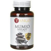Yango Mumio - 40% kwasów fulwowych - 90 kapsułek (5905279845893)