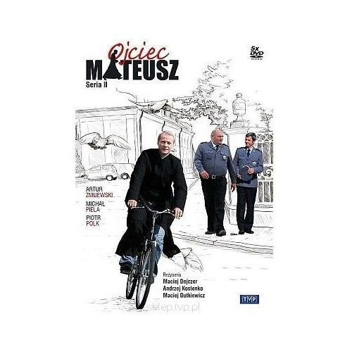 Tvp Ojciec mateusz. seria 2 (5 dvd)