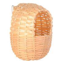 TRIXIE Bambusowa lęgówka dla ptaków 12x11cm 5602