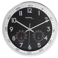 Zegar ścienny analogowy  wt 7981 kwarcowy, (Øxg) 300 mmx5 cm marki Techno line
