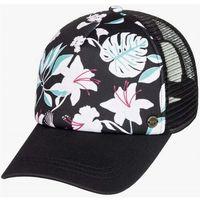 czapka z daszkiem ROXY - California Elec True Black Story Of Sunshine (XKKW)