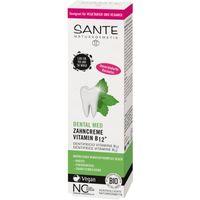 Dental med pasta do zębów z witaminą b12 i fluorem marki Sante naturkosmetik