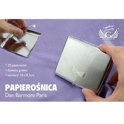 Papierośnica Dan Barmore Paris