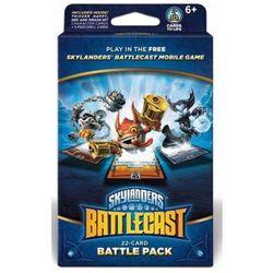 Skylanders Battlecast: Battle Pack B (Trigger Happy, Hex, Smash Hit) Karty do gry SKYLANDERS