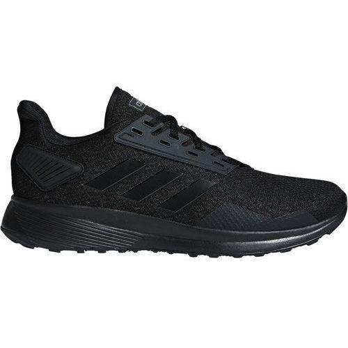 Adidas buty męskie Duramo 9/Cblack/Cblack/Cblack 42,0, kolor czarny