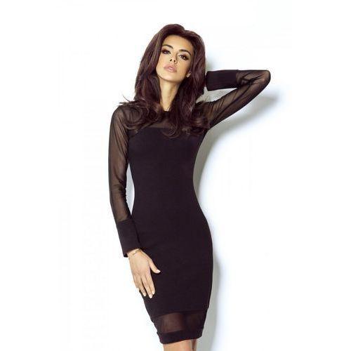 901269106a Cekinowa mini sukienka ołówkowa z halterem (IVON) opinie + recenzje ...