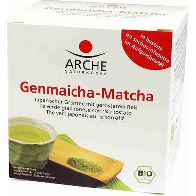 Zielona herbata ARCHE (produkty do sushi, herbaty matcha) biogo.pl - tylko natura