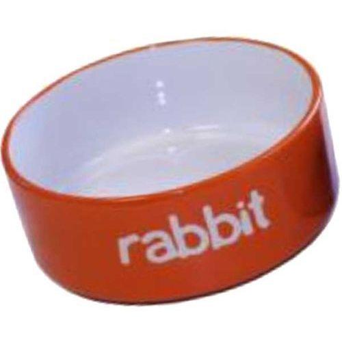 Hp small animal Ceramiczna miska dla królika