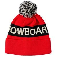 czapka zimowa DC - Chester Beanie Racing Red (RQR0)