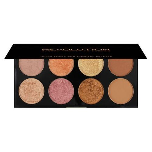 Makeup revolution golden sugar 2 rose gold paleta 8 cieni 13g
