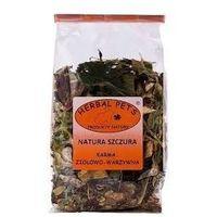 natura szczura karma ziołowo-warzywna dla szczurków 150g marki Herbal pets