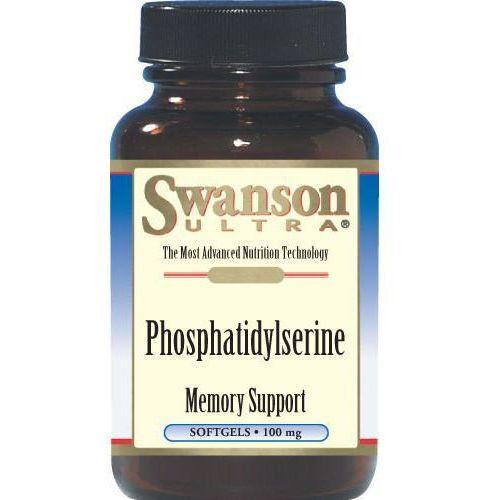Fosfatydylseryna 100mg 30kaps