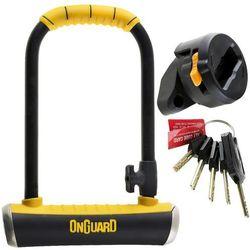 Zapięcie rowerowe ONGUARD Brute LS 8000 U-LOCK - 16,8mm 115mm 260mm - 5 x Klucze z kodem ONG-8000 SS16, A-ONG-8000