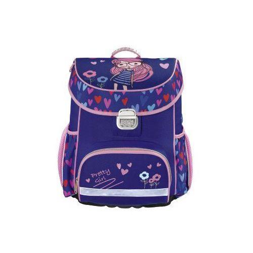 d737df43c6a19 Zobacz ofertę Hama tornister   plecak szkolny dla dzieci   Pretty Girl -  Pretty Girl
