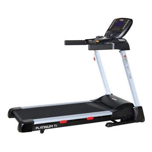 York fitness York t1 platinum - 51140 - bieżnia elektryczna / kurier 0 zł / 606 858 181 / w-wa montaż / polska gwarancja 2 lata / athletic24.pl