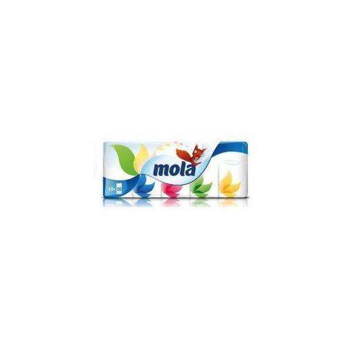 Metsa tissue Chusteczki higieniczne mola clasic (10x10 sztuk)